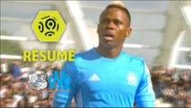 Amiens SC - Olympique de Marseille (0-2)  - Résumé - (ASC-OM) / 2017-18