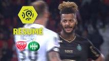 Dijon FCO - AS Saint-Etienne (0-1)  - Résumé - (DFCO-ASSE) / 2017-18