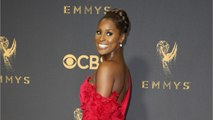 Emmys red carpet includes Issa Rae in revenge red