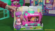 Littlest Pet Shop Camión de Dulces LPS Treat Truck - Juguetes de Littlest Pet Shop
