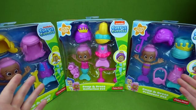 Bubble Guppies Toys Molly Snap and Dress Cowgirl Ballerina and Princess Set & Paw Patrol T