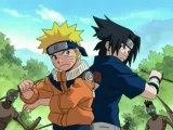 Combats de naruto et sasuke