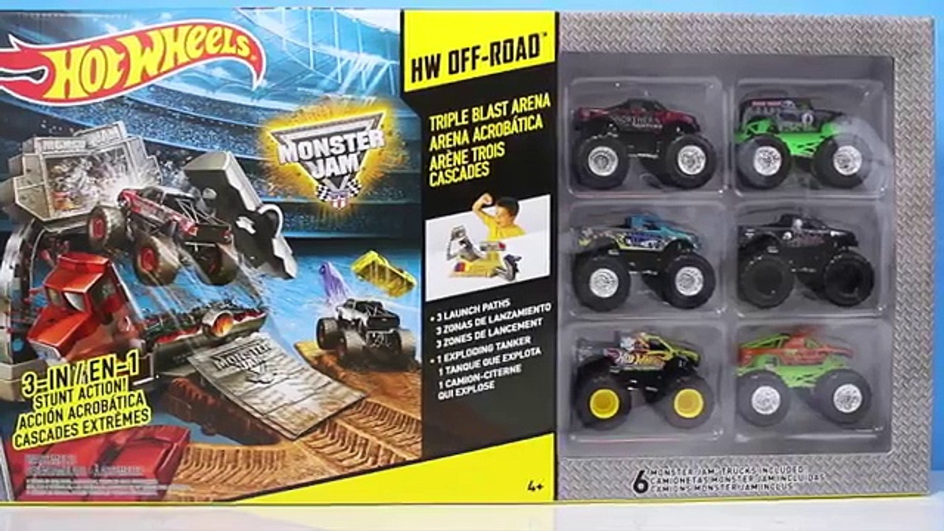 Toy Monster Jam Videos Cheaper Than Retail Price Buy Clothing Accessories And Lifestyle Products For Women Men
