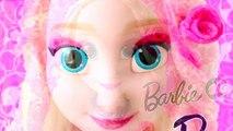 Cendrillon poupée gelé Comment beauté maquillage Princesse porcherie à Il tutoriel Elsa |