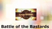 Battle of the Bastards: Jon Snow vs Ramsay Snow/Bolton battle breakdown and prediction