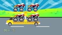 Gros par par compte pour enfants apprentissage Voir létablissement un camion camions vidéo ther ^ hd blanc