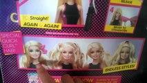 Boucles poupée interminable ailette péché sans boucles de poupée Barbie