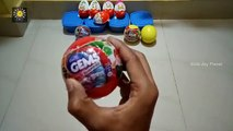 Gems Surprise Balls | Gems Cadbury Balls | Angry Birds | Gems for Kids | Kids Joy Planet | #GEMS