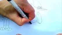 Como Desenhar Mordecai (Apenas um Show) Desenha fácil