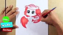 Dessiner dessin Comment petit sirène à Il ariel la petite sirène comment dessiner manga l l