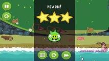 Bad Piggies HD Puzzle Racing Skill Game Walkthrough Levels 1-6
