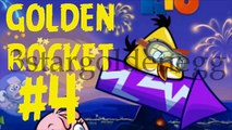 Angry Birds Rio All Golden Rocket #1 to #10 Location Angry Birds Rio Rocket Rumble