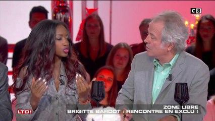 """Hapsatou Sy """"Brigitte Bardot ne représente pas l'image de la France que je me fais"""" - Les Terriens du dimanche - 17/09/2017"""
