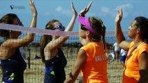 Beach Tennis, championnats de France 2017 : la Réunion sacrée chez les dames