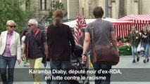 Karamba Diaby, député noir d'ex-RDA en lutte contre le racisme