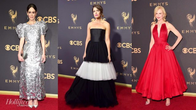 Emmys 2017: The Full Fashion Round-Up   THR News