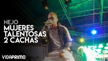 Ñejo - Mujeres Talentosas/2 Cachas ft. J Alvarez, Lui-G 21 Plus, Dalmata (Justas 2010) (Live) [Official Video]
