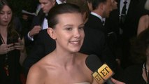 Emmys 2017: 'Stranger Things' Star Millie Bobby Brown Says 'the Nomination for Me is the Win'