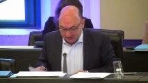 [18 septembre 2017] Session publique du Conseil départemental de l'Hérault (2ème partie)