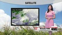 Bright and sunny today, expecting rain tomorrow _ 091817