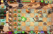 Plants vs Zombies 2: Walkthrough - Ancient Egypt - Day 17 [Lets Play]