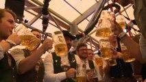 Plus grande fête de la bière au monde : l'Oktoberfest à commencé à Munich !!