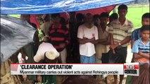 UN: Rohingya exodus to Bangladesh exceeds 400,000