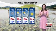 Smog flows in tonight, autumn rain falls tomorrow _ 091817
