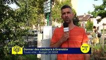 Budget Participatif - Donner des couleurs à Grenoble