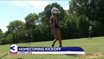 Female Football Kicker at Mississippi High School Encourages Others to Step Out of Comfort Zone