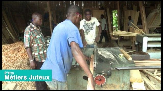 Les P'tits métiers juteux: la Menuiserie nourrit son homme - Charles Kouamé