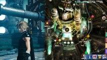 Final Fantasy Mobius PC STEAM! FFVII remake hype train beginning?