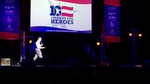 Jon Stewarts Twitter Fight with Donald Trump at Stand Up For Heroes, 11/1/16