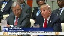 """Selon Donald Trump, la """"bureaucratie"""" entrave les Nations unies"""