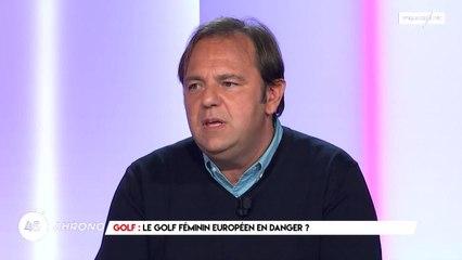 Le golf féminin en grand danger en Europe ?