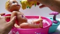 Bébé mignonne poupées soeur de citrouille baignait 4 Kids ❉tam polaires poupées et fermeture berceuse bébé poupée 4 4