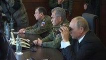 Zapad 2017 : Poutine sur le terrain