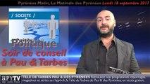 HPyTv Pyrénées | Pyrénées Matin 13 (18 septembre 2017)