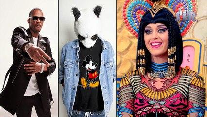 Cro vs. Katy Perry feat. Juicy J - Traum (Vom Dunklen Pferd) (S.I.R. Remix)
