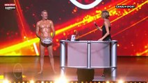 Antoine De Caunes tout nu pour la nuit du rugby (Vidéo)