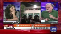 Nawaz Sharif Lifafa Faroshi K Liye Mash'hoor Hai Lekin Asal Je Pesay Bant'ta Hai Shehbaz Sharif Hai: Nusrat Javed