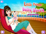 Play & Learn with Little Prince Baby Birth New Baby Game Video-Baby Caring Games