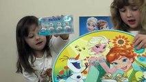 Et SAC des œufs fièvre gelé la magie Magie ouverture jouets vidéo Disney surprise surprise
