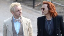 David Tennant and Michael Sheen Look So Good in Good Omens