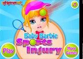 Et bébé bain salle de bains bombe poupée rose jouets avec Barbie glam barbie ken barbie