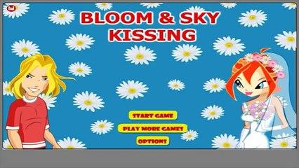 Игра для девочек Поцелуи Винкс
