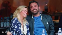 Ben Affleck and Lindsay Shookus Arm in Arm at The Emmys | THR News