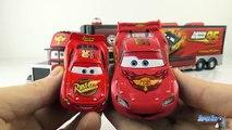 Des voitures foudre jouet transformables camion mack disney cascades flash mcqueen jouet relampago