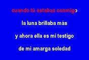 Apenas Te Fuiste Ayer - Banda Jerez (Karaoke)