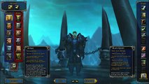 World of Warcraft | Best Race/Class Combination from a Lore Point of View - Death Knight